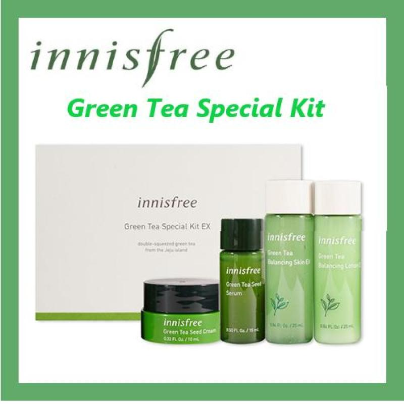Buy Innisfree Green Tea Special Kit EX [Travel Set] Singapore
