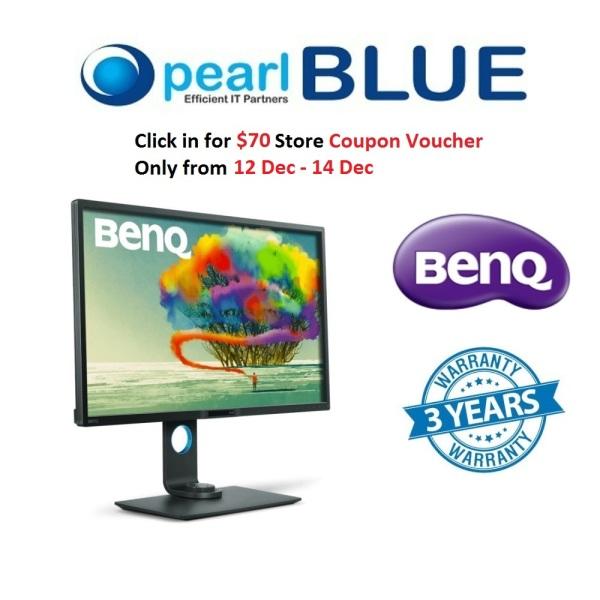 BenQ PD3200U Designer Monitor with 32 inch 4K UHD sRGB