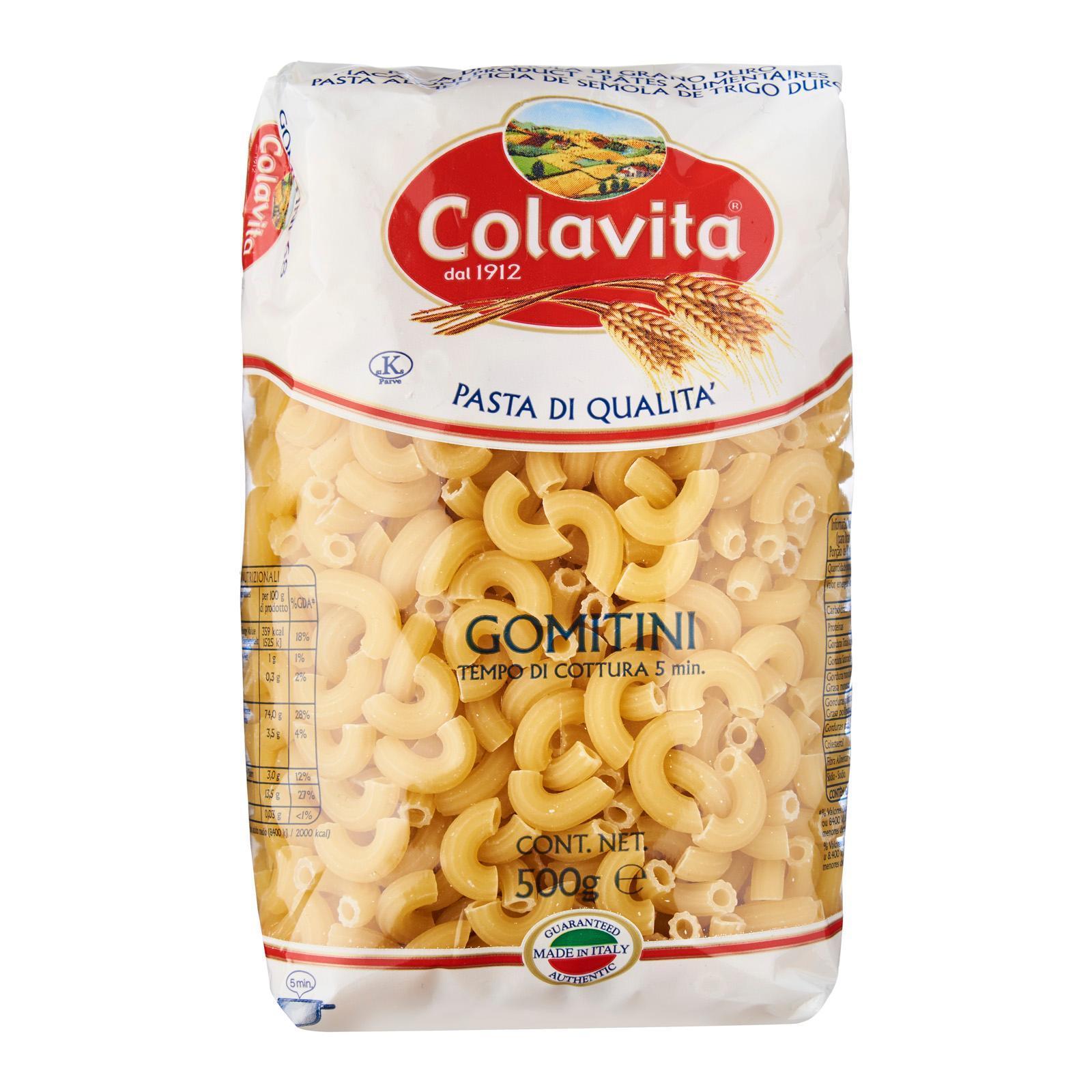 Colavita Pasta Gomitini