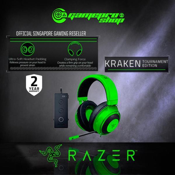 Razer Kraken Tournament Edition Gaming Hs USB Audio Control (1Y)