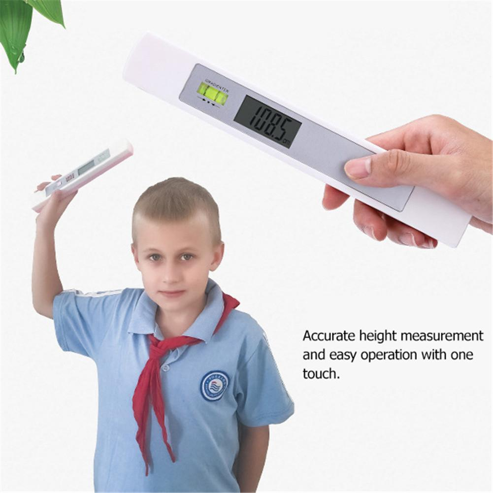 Height Measurement Ruler Accuracy Altimeter Electronic Ultrasonic Measuring Device Quick Height Measurement Ruler