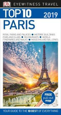 Dk Eyewitness Top 10 Paris: 2019
