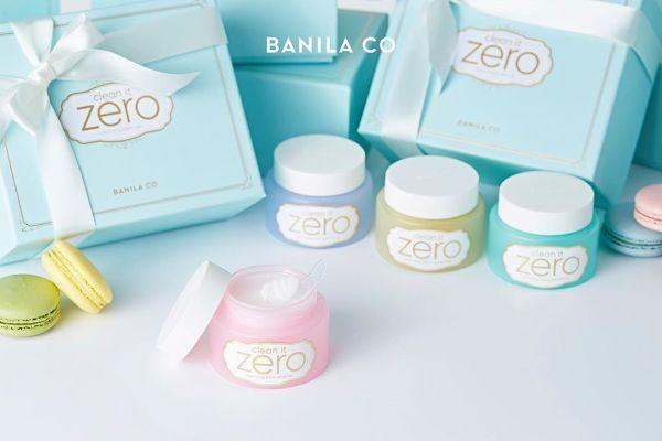 Buy BANILA CO Clean it Zero Cleansing Balm SetMacaronEdition - 50ml*4 Singapore