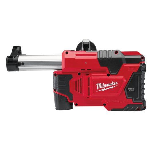 MILWAUKEE M12 Universal Hammer Vac / Dust Extractor (BARE TOOL) M12DE-0