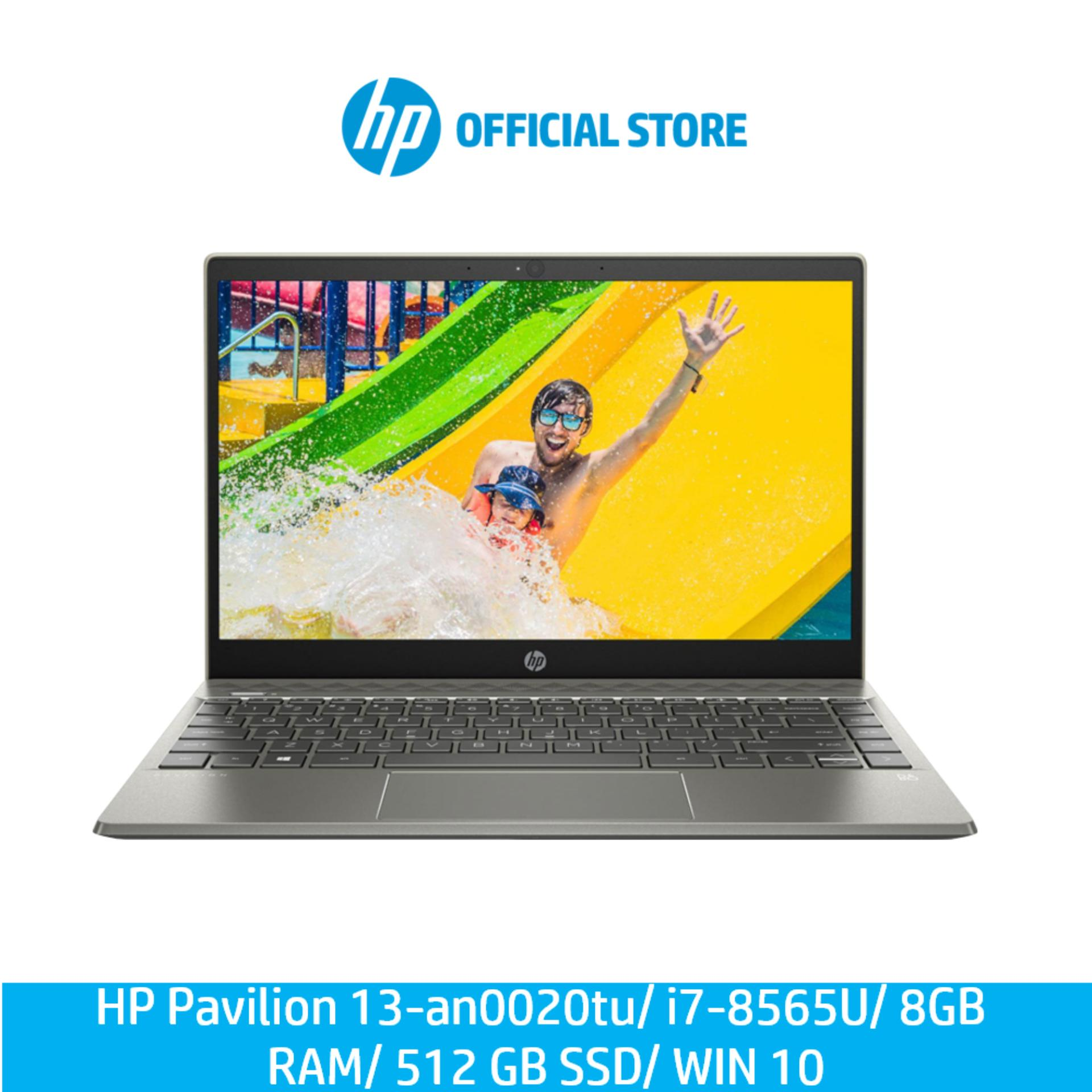 HP Pavilion 13-an0020tu/ i7-8565U/ 8 GB RAM/ 512 GB SSD/ WIN 10