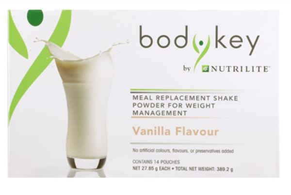 Buy BodyKey by NUTRILITE Meal Replacement Shake (Vanilla) Singapore