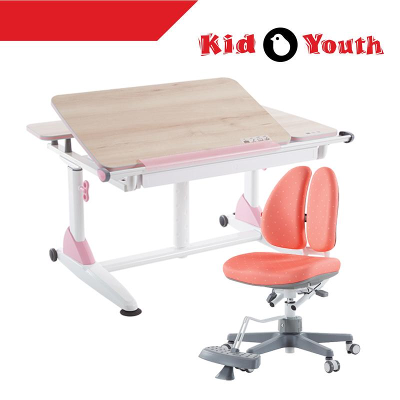 G6+XS Kid2Youth Study Table and DUO Study Chair Set
