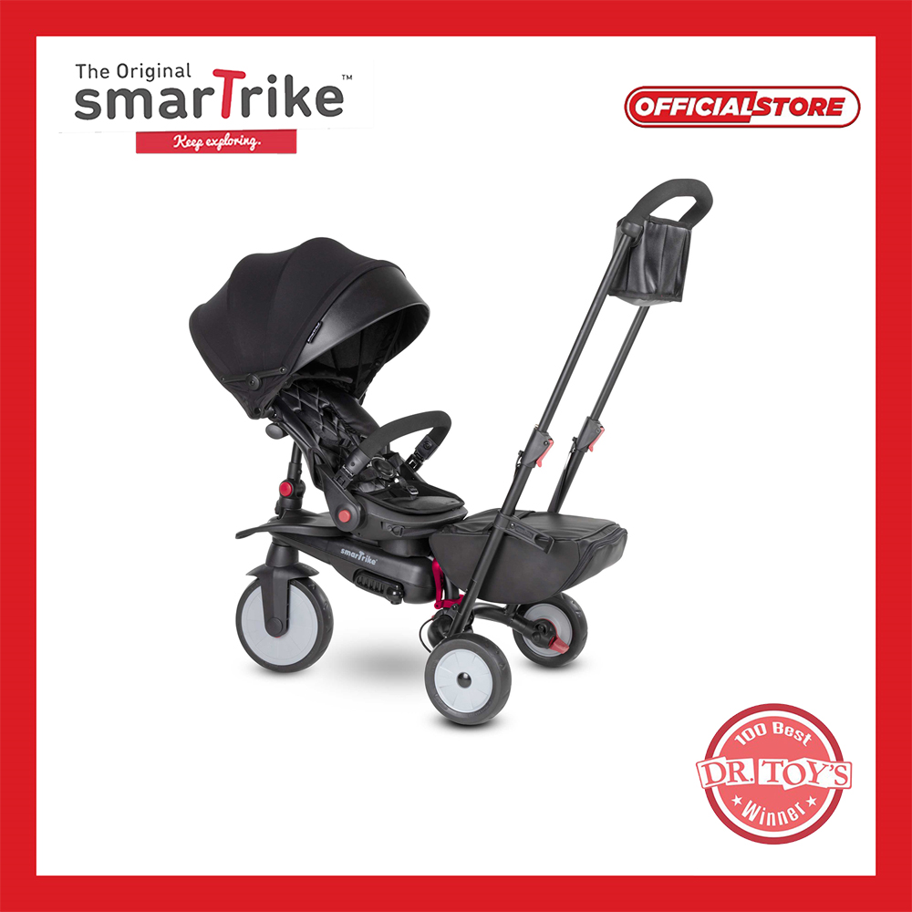 Maxi Cosi Dana Lightweight Compact Buggy Pushchair Pram Stroller in Origami Red