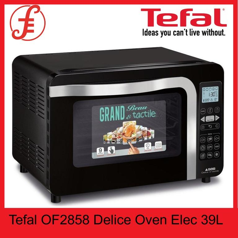 Tefal OF2858 Delice Oven Elec 39L (OF2858)
