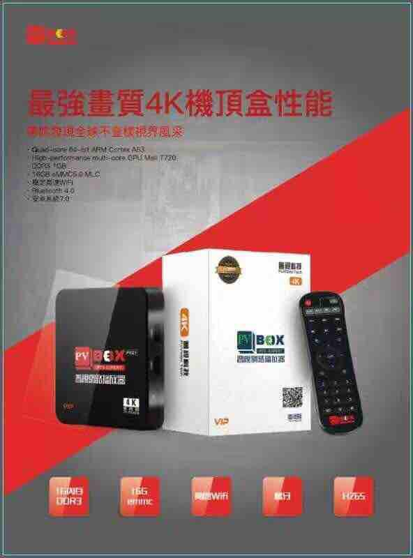 Best Pv Tv Box ( 4G & 5G Network )