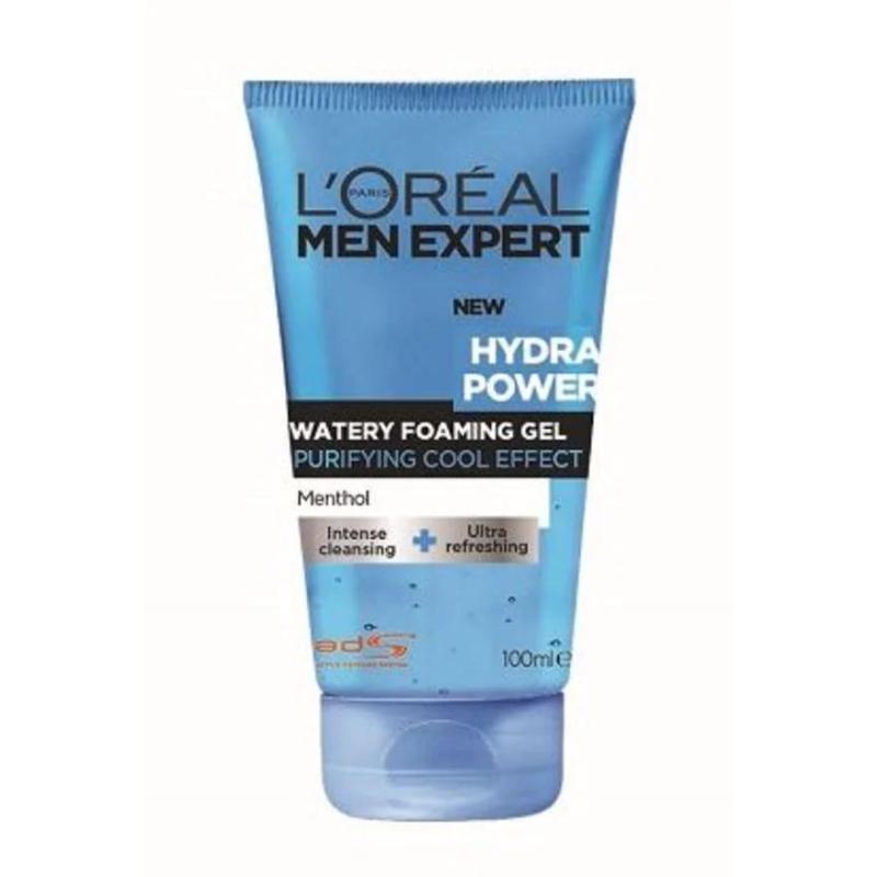 Buy LOREAL Men HYDRA POWER WATERY FOAMING GEL Singapore