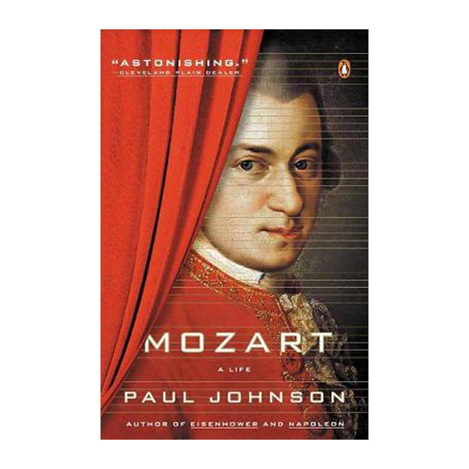 Mozart: A Life (Paperback)