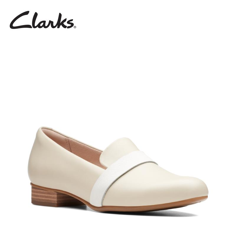 Clarks Juliet Ariel Ivory Leather Womens Dress Clarks Collection By Clarks Official Store.