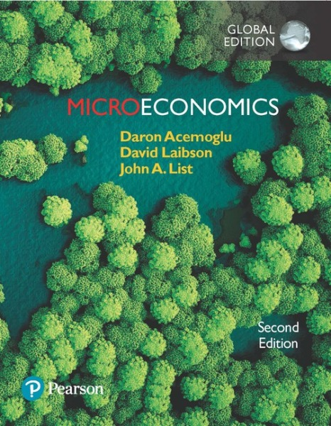 Microeconomics, Global Edition   Edition 2   9781292214412   eBook of 9781292214351   Access code