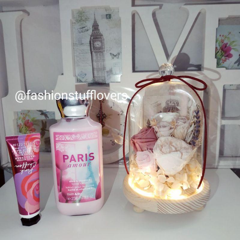 Buy Bath and body works bundle SAVE body lotion plus hand cream Singapore