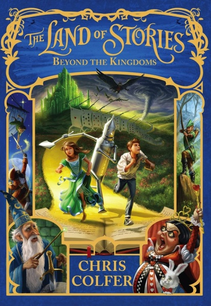 Lands Of Stories 4: Beyond the Kingdoms / English Young Adult Books / (9780316406871)