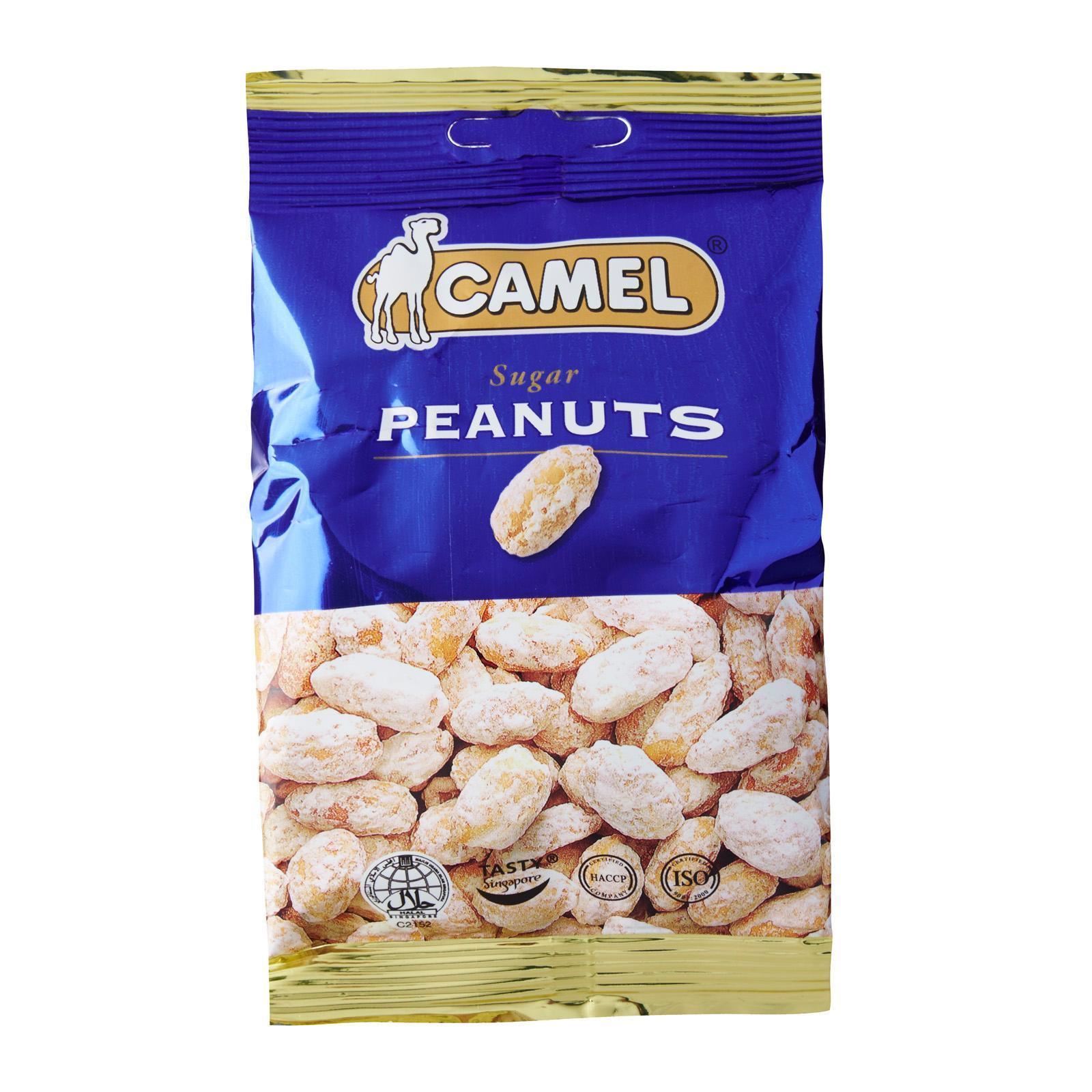 Camel Sugar Peanuts