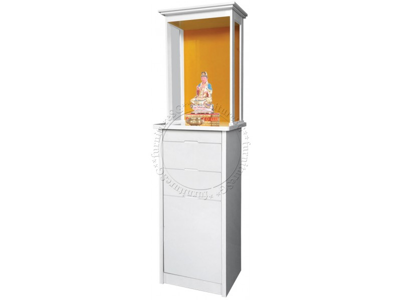 Buddhist Altar With Storage