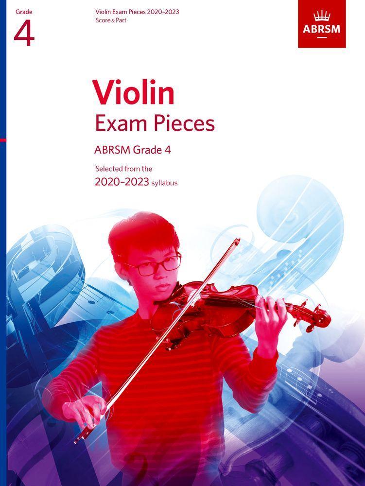 VIOLIN EXAM PIECES 2020-2023 G4