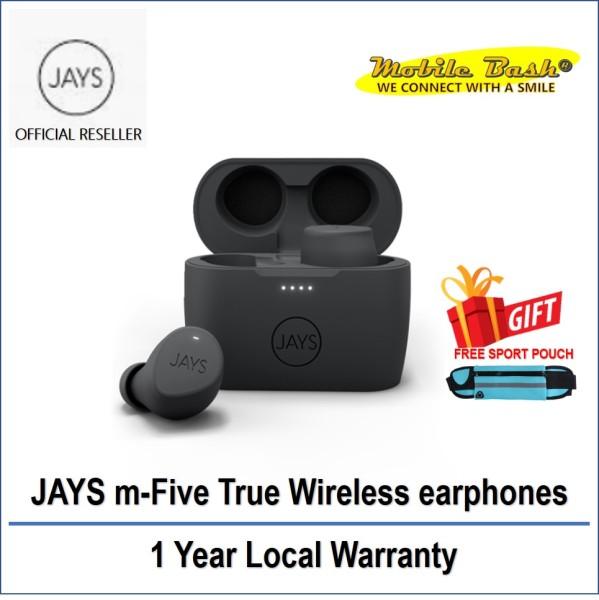 JAYS m-Five True Wireless Earphones Singapore