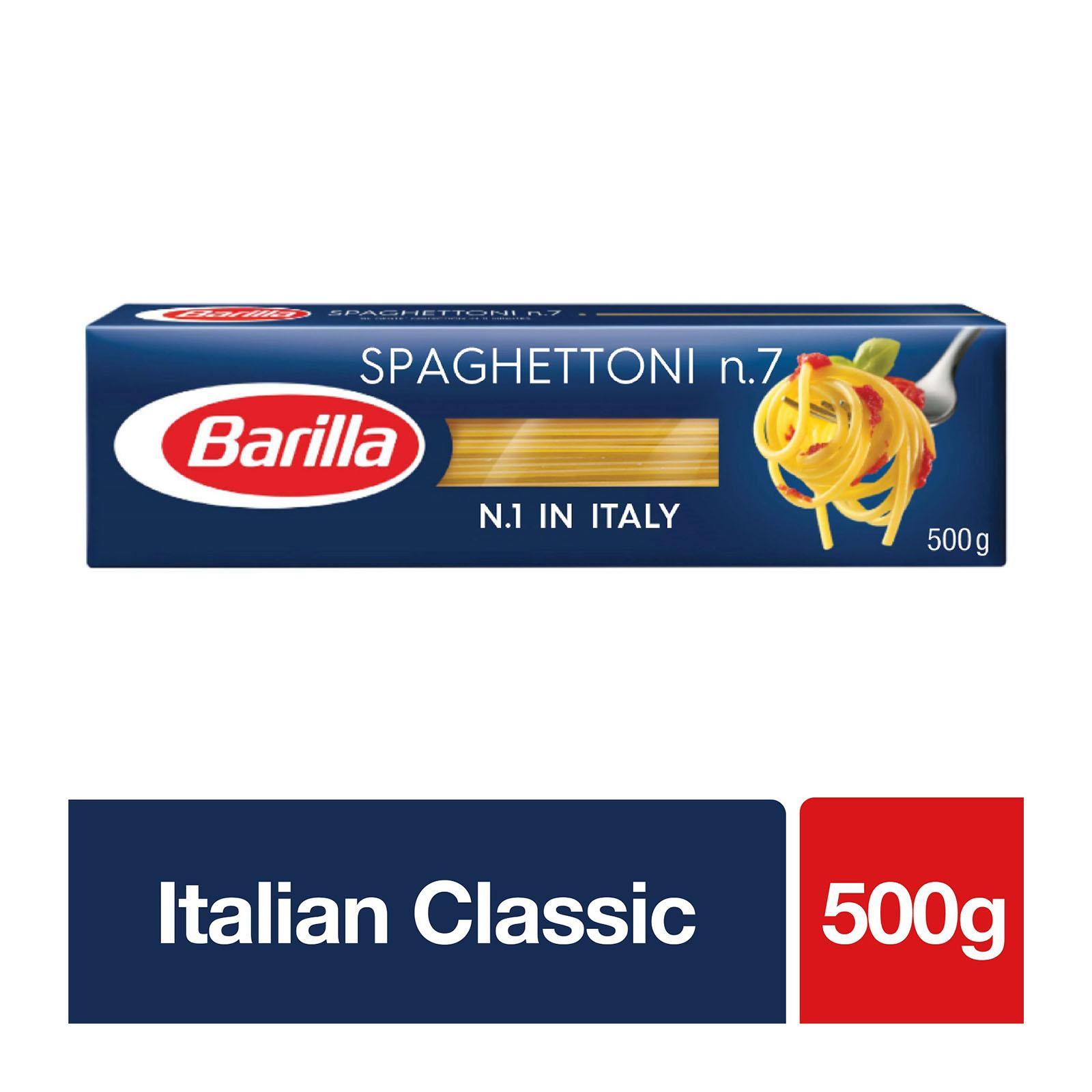 Barilla Pasta Spaghettoni No.7