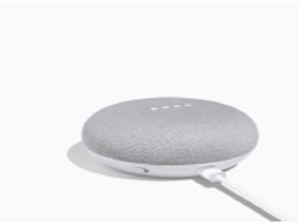 Google Home Mini - Chalk - intl Singapore
