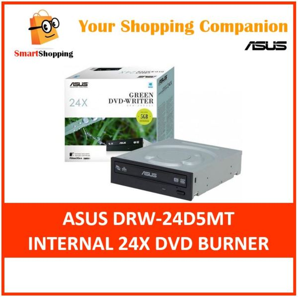 Asus DVD Writer Reader Player DRW-24D5MT Sata 3.5 inch Desktop