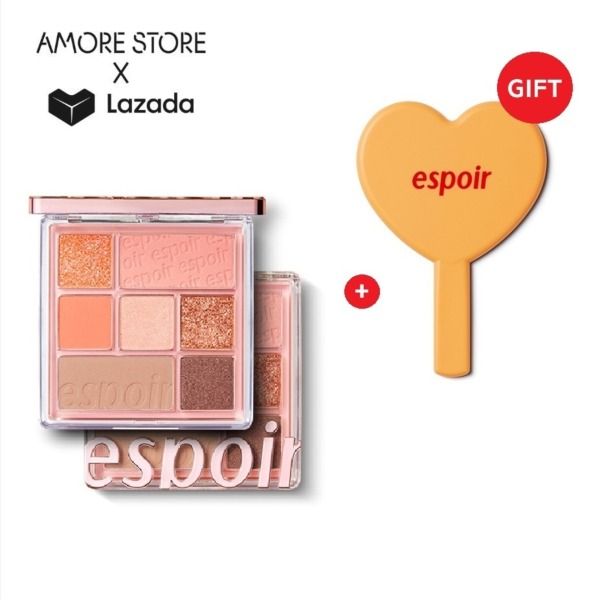 Buy ESPOIR Real Eye Palette [Select from 3 colors] Singapore