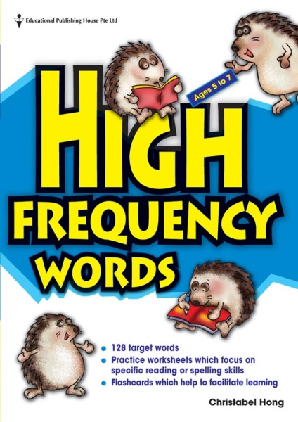High Frequency Words English / Preschool English  Assessment Book(9789814238762)