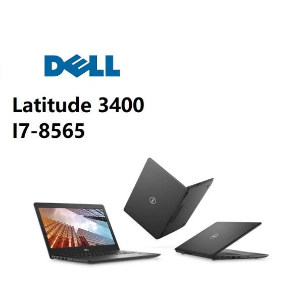 DELL CSG | Notebook | Latitude - 3400 I7-8565/8GB/256GB SSD/NVID MX130/14FHD/W10