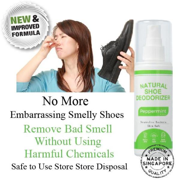 Buy Natural Shoe Deodorizer- Peppermint Scent Singapore