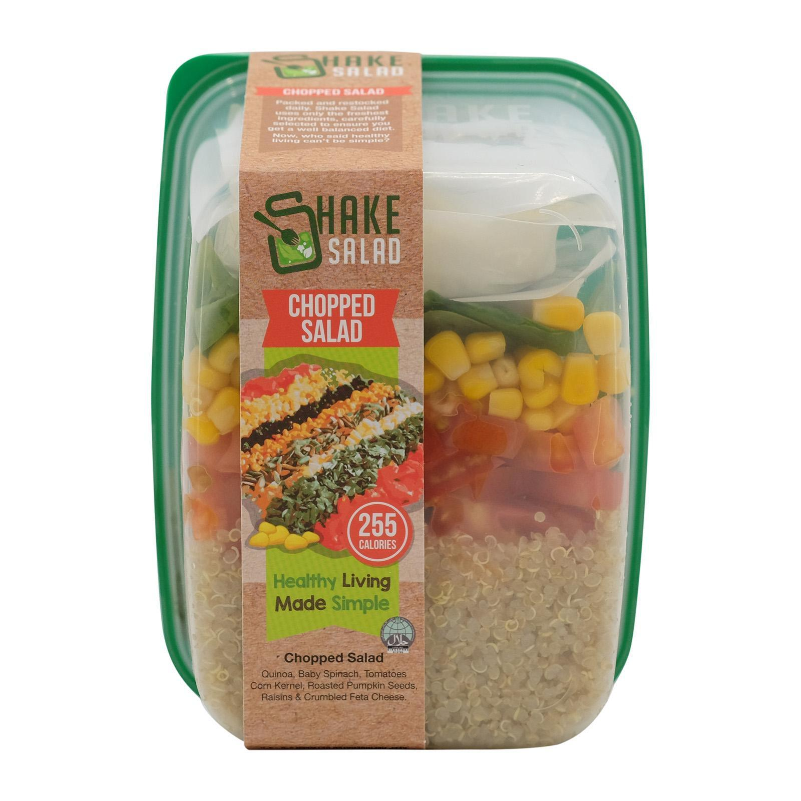 Shake Salad Chopped Salad