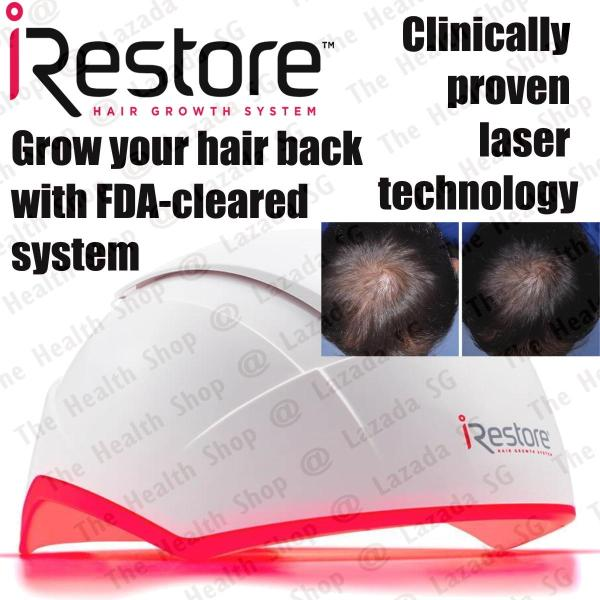 Buy iRestore Laser Professional Hair Growth System Singapore