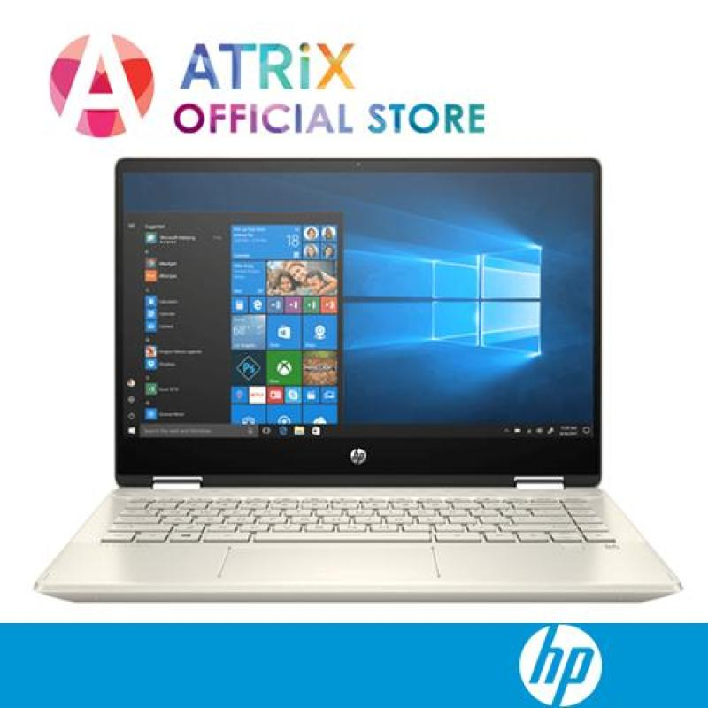 HP Pavilion x360 Convertible 14-dh0078TX  14.0 FHD  i5-8265U  8GB RAM  512GB SSD  NVIDIA GeForce MX130  2Yrs Warranty