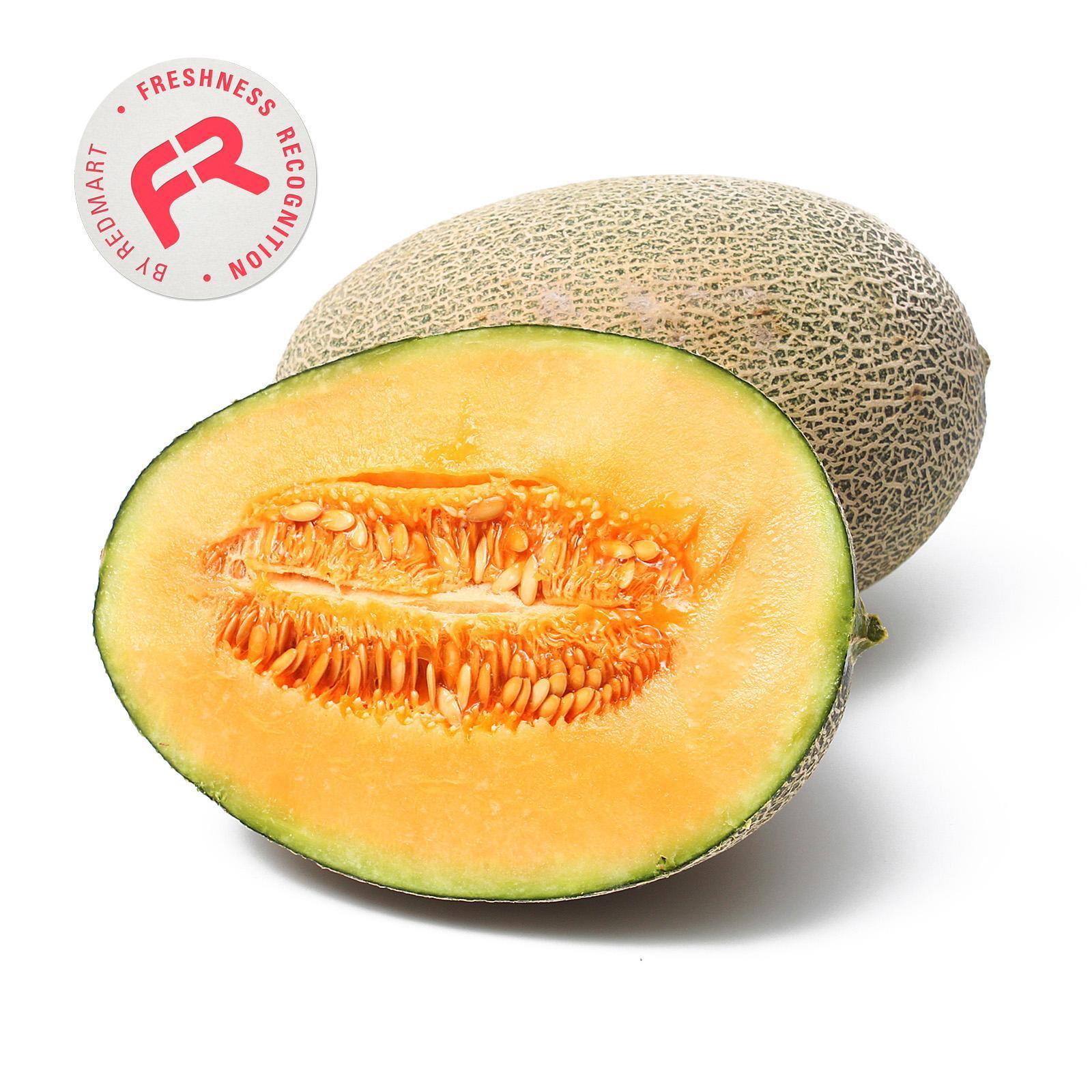 Rock Melon By Redmart.