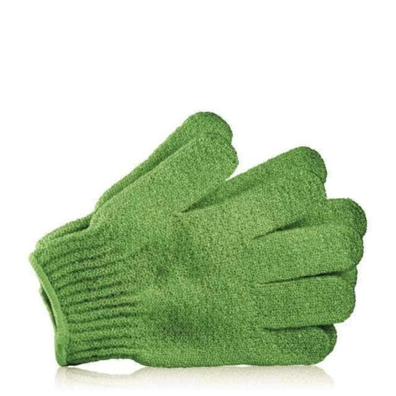 Buy The Body Shop Bath Gloves (Green) Singapore