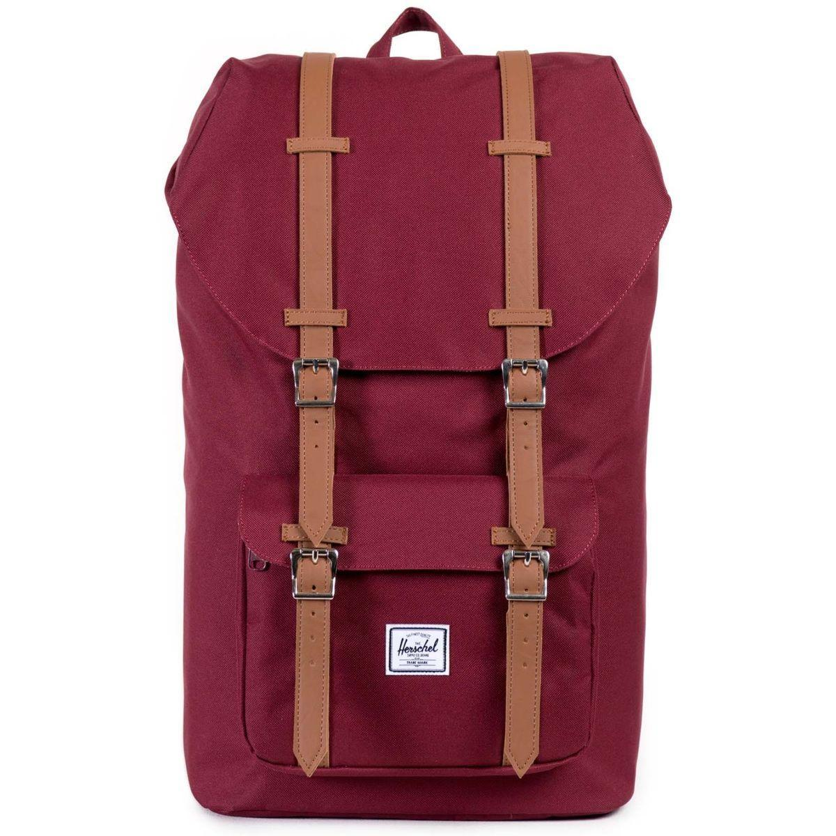 6d956a9ad08  Herschel Supply Co.  Little America Backpack Classic Size Full Volume 25L  Backpack UNISEX