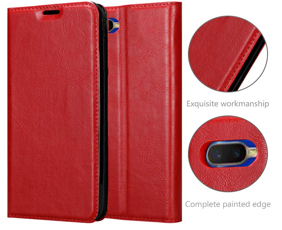 For Oppo Reno 2z,reno 2,reno Z,a5 2020,a9 2020,r17,r17 Pro,a73,book Case Works  With Magnetic Closure, Stand Function And Card Slot - Wallet Cover Pouch Pu Leather Flip Cover.