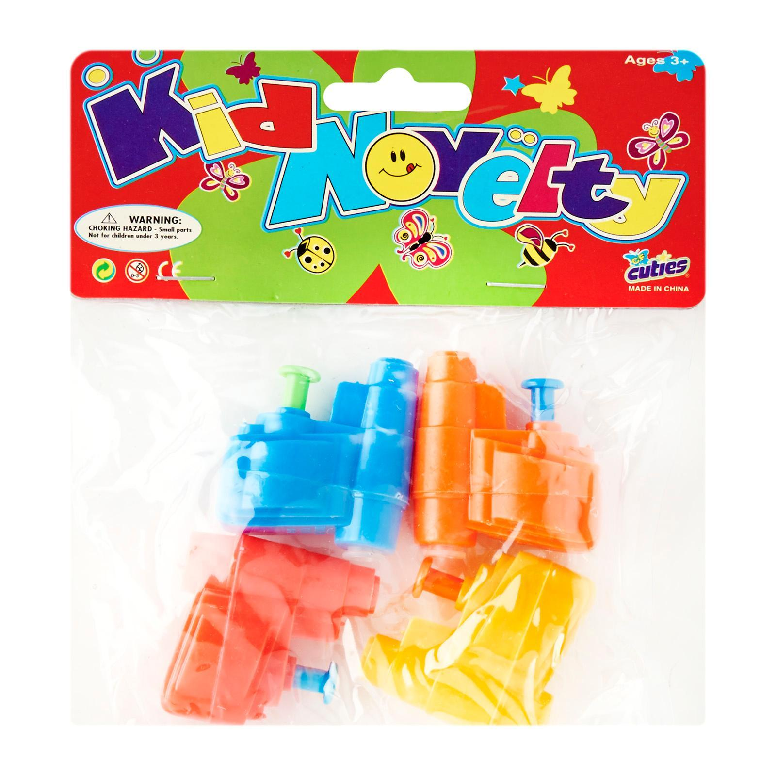 Partyforte Water Gun 4S Toy Packs