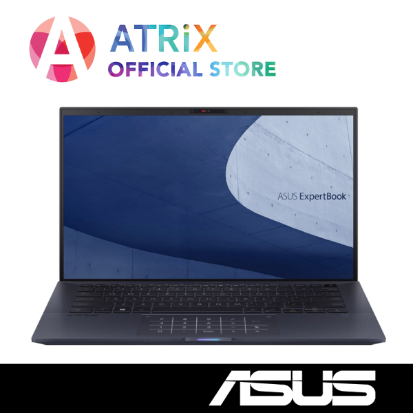 【Same Day Delivery】ASUS ExpertBook B9450FA-BM0315R〖Free Office 2019〗World Thinest Business Notebook | i7-10510U | 16GB RAM | 1TB SSD | Win10 Pro | WiFi 6 | 3Yrs onsite warranty | B9450FA-BM0315R | B9450FA-BM0315R