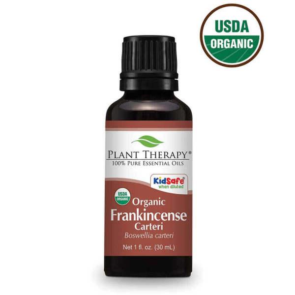 Buy Plant Therapy Organic Frankincense carteri Essential Oil 30ml Singapore