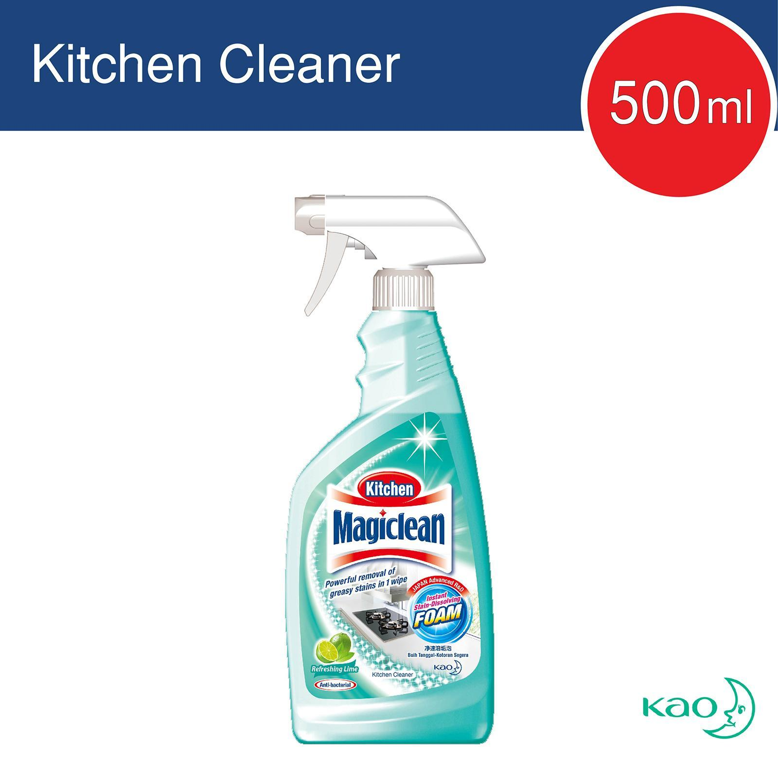 MAGICLEAN Kitchen Cleaner Lime Trigger 500ml
