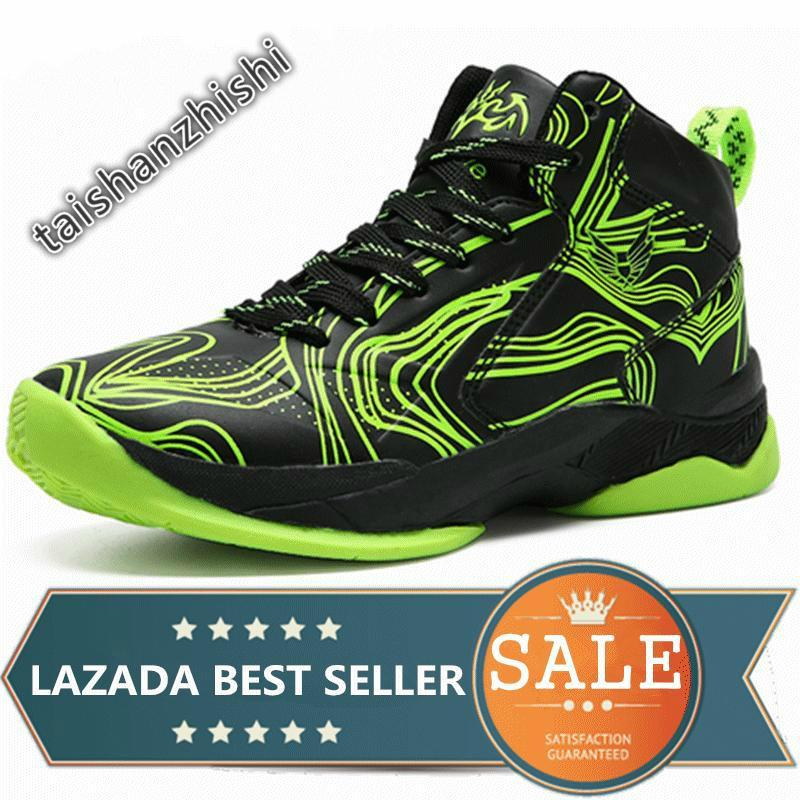 f469bff79 Boys Basketball Shoes For Outdoor Running Walking Kids Sneakers Sport Shoes  Size 29-38 (