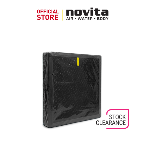 Clearance Sale (without box) - novita Air Purifier NAP200 12-Months Replacement Filter Pack Singapore