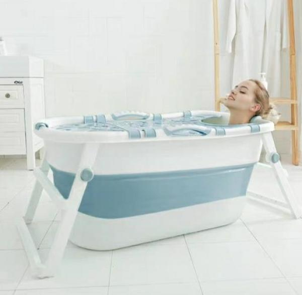 Buy Improvised Portable Family Bathtub Singapore