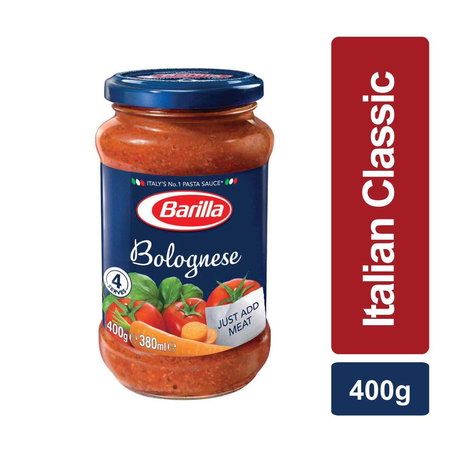 Barilla Base for Bolognese Pasta Sauce