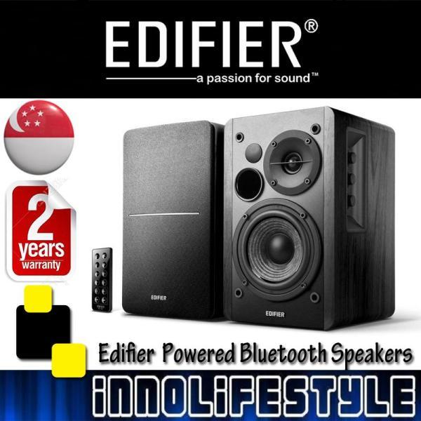 Edifier R1280DB 42w RMS Powered Bluetooth Bookshelf Speakers - Black