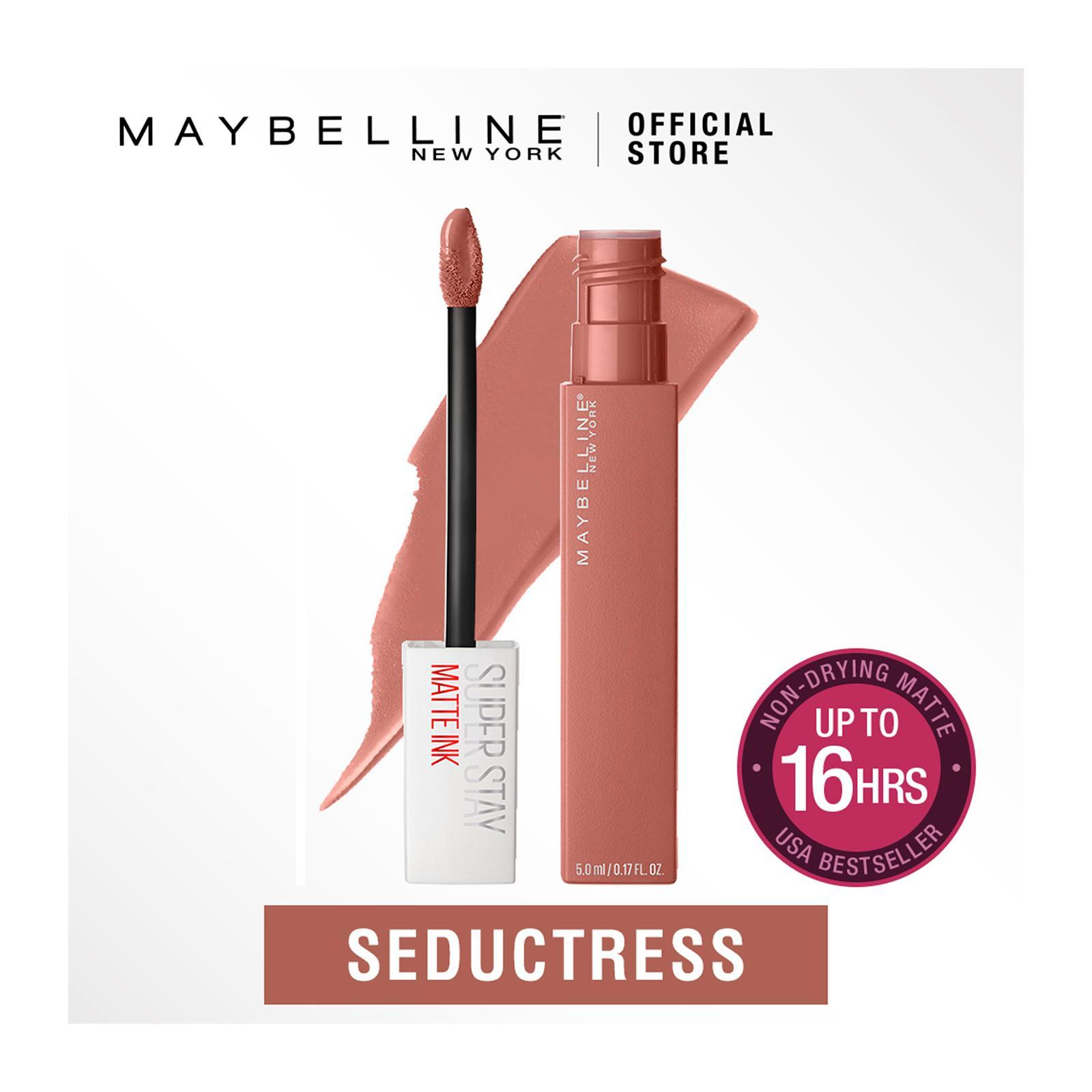 Maybelline Superstay Matte Ink Un-Nudes Seductress