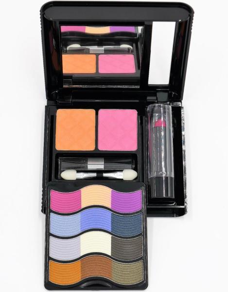 Buy FUSO Cosmetics 18 Piece Make Up Kit Singapore