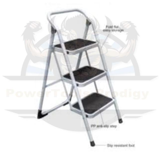 Sardo 3 Step Ladder Stool Household Ladder